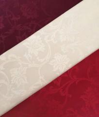 Ткани скатертные с пропиткой ВСТ МГ