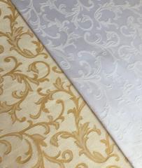 Ткани скатертные с пропиткой