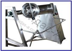 Гравитационный смеситель V-образный марки V120-40.00