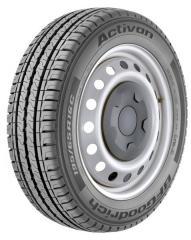 Автомобильные шины Activan 215/75 R16C 116R