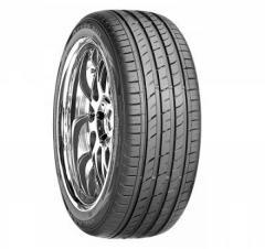 Автомобильные шины N Fera SU1 245/55 R17 106W