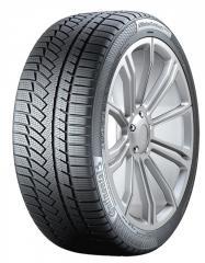 Автомобильные шины ContiWinterContact TS 850P 265/65 R17 112T