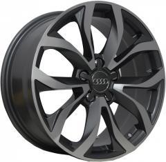 Автомобильные диски Z459 DGMF 999965218 W6.5 PCD5x100 ET40 DIA57.1