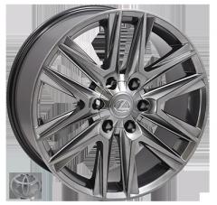 Автомобильные диски BK874 HB 999206814 W8.5 PCD6x139.7 ET25 DIA106.2