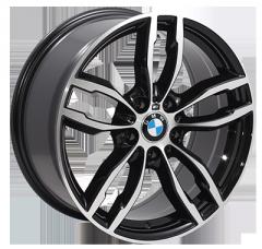 Автомобильные диски BK921 BP 999985727 W8 PCD5x120 ET35 DIA74.1