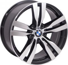Автомобильные диски BK588 BP 999995718 W8.5 PCD5x120 ET38 DIA74.1