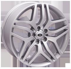 Автомобильные диски BK643 S 999205717 W8.5 PCD5x120 ET45 DIA72.6