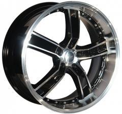 Автомобильные диски 573 BF 999205605 W8.5 PCD5x114.3 ET35 DIA67.1