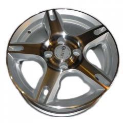 Автомобильные диски GT 1193 S4 999303341 W6 PCD4x100 ET35 DIA67.1