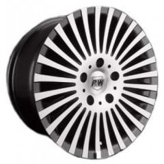 Автомобильные диски P 1156 MGM 999302102 W7 PCD5x112 ET37 DIA66.6