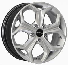 Автомобильные диски Z1036 HS 999965331 W6.5 PCD5x108 ET52.5 DIA63.4