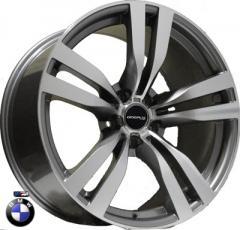 Автомобильные диски Z156 DGMF 999205708 W10 PCD5x120 ET40 DIA74.1