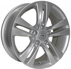 Автомобильные диски Z227 S 999965411 W6.5 PCD5x110 ET35 DIA65.1