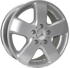 Автомобильные диски Z343 S 999965560 W6.5 PCD5x112 ET45 DIA66.6