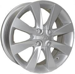 Автомобильные диски Z457 S 999542144 W6 PCD4x100 ET43 DIA54.1