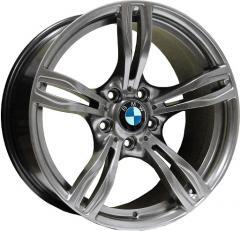 Автомобильные диски Z492 HB 999985703 W8.5 PCD5x120 ET37 DIA74.1