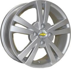 Автомобильные диски Z614 S 999954248 W6 PCD4x100 ET44 DIA56.6