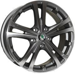 Автомобильные диски Z616 DGMF 999955536 W6 PCD5x112 ET47 DIA57.1