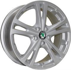 Автомобильные диски Z616 S 999955217 W6 PCD5x100 ET43 DIA57.1