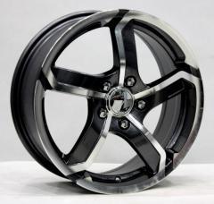 Автомобильные диски YL 7208 BP 999301697 W7 PCD5x108 ET45 DIA73.1