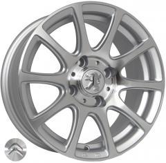 Автомобильные диски 1010 SP 999944327 W6 PCD4x108 ET25 DIA65.1