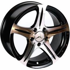 Автомобильные диски 145 BP 999965527 W7.5 PCD5x112 ET35 DIA66.6