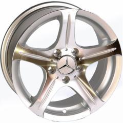 Автомобильные диски 145 SP 999955554 W7 PCD5x112 ET35 DIA66.6