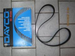 Ремень ГРМ  Chery E5  477F-1007073
