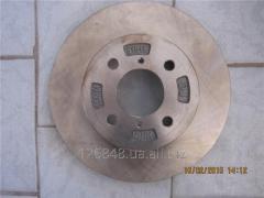 Диск тормозной передний Chery Jaggi S21 S21-3501075