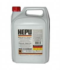 Антифриз антикорозийный (красный) HEPU P999-G12-005 5л