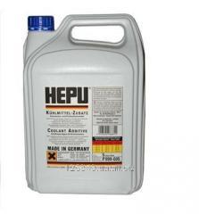 Антифриз антикорозийный (синий) HEPU P999-005 5л