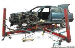 Кузовной ремонт автомобиля в Одессе