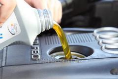 Замена масла и фильтров в Одессе