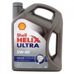 Масло моторное Shell Helix Diesel Ultra 5W-40 4л