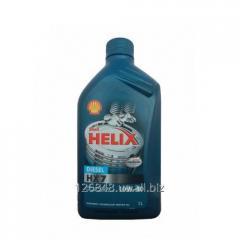 Масло моторное Shell Helix Diesel HX7 10W-40 1л