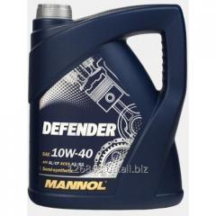 Масло моторное Mannol Defender 10W-40 4л