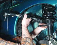 Диагностика и ремонт рулевого управления в Одессе