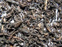 Tea black elite: Pu-erh the weight, China TM