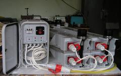 Вулканизатор - пресс ВИКЛ-650М
