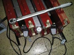 Вулканізатор конвеєрних стрічок пневматичний