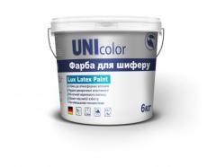 Acrylic paint for slate