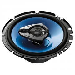 Automobile acoustics of Pioneer TS-1639R