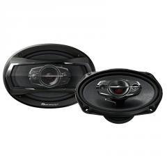 Automobile acoustics of Pioneer TS-A6924i