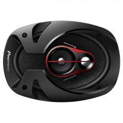 Automobile acoustics of Pioneer TS-R6950S