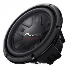 Automobile acoustics of Pioneer TS-W261D4