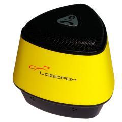 Portable acoustics of LogicPower LF-BT 100 Yellow