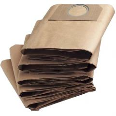 Paper Karcher filter bags of 5 pieces. To WD 3