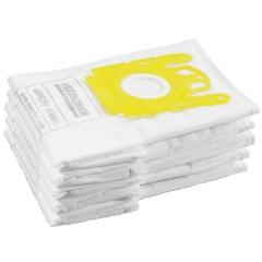 Karcher filter bags of 5 pieces of VC 6