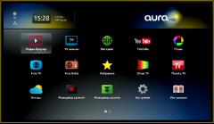 AuraHD media players