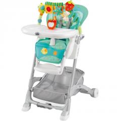 Stool for Cam ISTANTE feeding color green